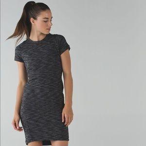 LuLulemon & Go Where to Dress Heather Gray Size 8